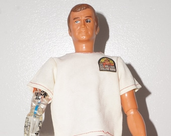 Kenner Six Million Dollar Man With Critical Assignment Arm