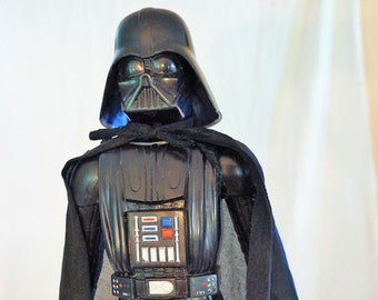 Vintage Kenner 12 Inch Darth Vader With Cape, Star Wars A New Hope