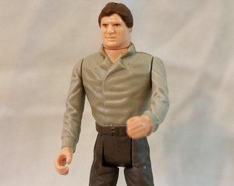 Vintage Kenner Star Wars POTF Last 17 Carbonite Han -- Figure Only