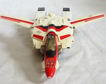 Bandai Hasbro Transformers G1 1985 Jetfire, Autobots More Than Meets the Eye
