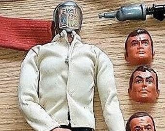 Kenner Six Million Dollar Man Maskatron SMDM