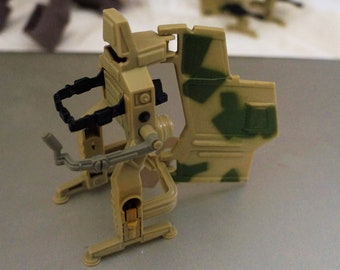 Kenner Star Wars POTF Security Scout body rig 1985 RARE