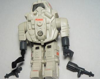 1983 Hasbro GI Joe Cobra S.N.A.K.E. Battle Armor ARAH