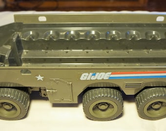 1983 GI Joe ARAH APC Hasbro A Real American Hero