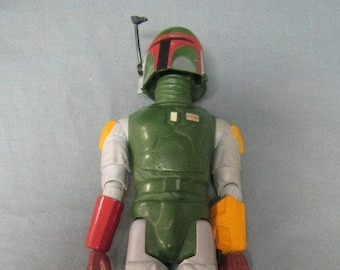 Vintage Kenner 12 inch Boba Fett Star Wars Empire Strikes Back Clean!