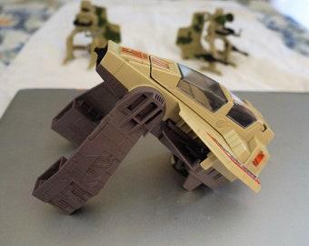 RARE Glasslite Kenner Droids ATL Interceptor
