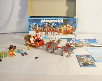 2000 Christmas Playmobil 3604 MIB