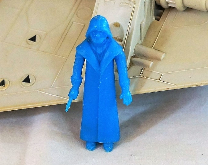 Featured listing image: Star Wars Vintage 1986 LFL Yupi Dunkin Premium Colombian Darth Vader, One of the Rarest Licensed Figs Out There