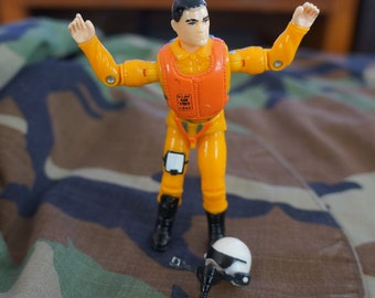1994 Hasbro GI Joe Action Pilot Astronaut with Helmet and Mask ARAH