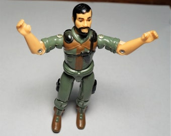 1982 Hasbro GI Joe Clutch Straight Arm ARAH