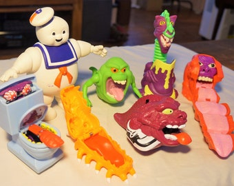 Real Ghostbusters Monsters and Ghosts