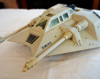 Kenner Star Wars Snow Speeder 1980 Empire Strikes Back Hoth