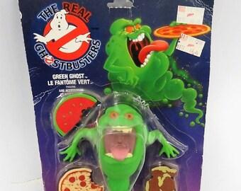 Vintage Kenner Real Ghostbusters Slimer MOC