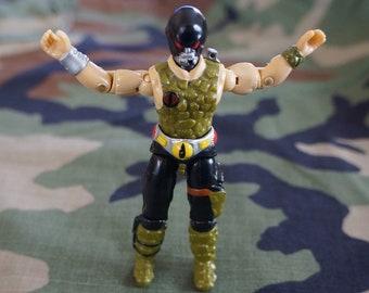 1987 Hasbro GI Joe Croc Master ARAH