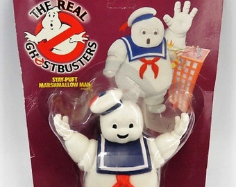 Vintage Kenner Real Ghostbusters Stay Puft Marshmallow Man MOC