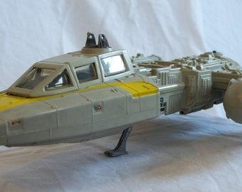 Vintage Kenner Star Wars Return of the Jedi Y-Wing Bomber 1983