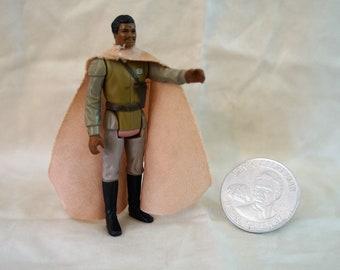 Vintage Kenner Star Wars POTF Last 17 Lando General Figure No COO with Coin 1985