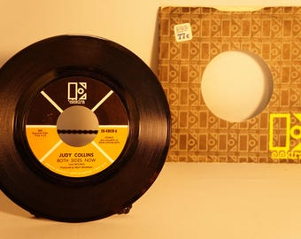 1967 Judy Collins - Both Sides Now/ Who Knows Where The Time Goes  45 Elektra Records