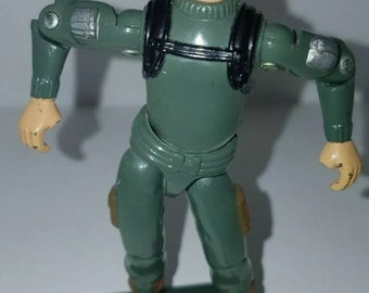 1982 Hasbro GI Joe Short Fuze Straight Arm ARAH