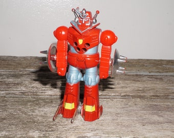 Eidai Grip Popy Bullmark Mechander Mekanda Robot Chogokin Shogun Warriors Japan 1970s