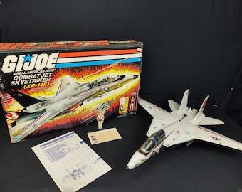 1983 Hasbro GI Joe Skystriker Complete and Near Mint In Box ARAH