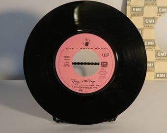 1981 The J. Geils Band 45rpm - Centerfold/Rage In The Cage from EMI America