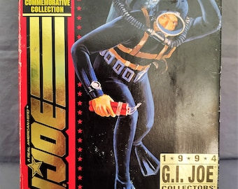 1994 GI Joe ARAH Action Sailor Commemorative Collection 1994 Convention First Public Sale, Complete in Box, Hasbro, A Real American Hero