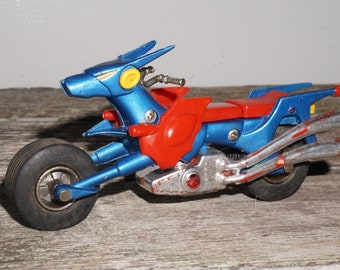 Eidai Grip Popy Jumbo Friender Motorcycle Casshern Gatchaman Chogokin Shogun Warriors Japan