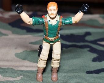 1985 Hasbro GI Joe Crankcase ARAH