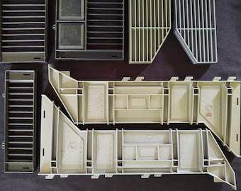 1983 Hasbro GI Joe Headquarters HQ Parts ARAH