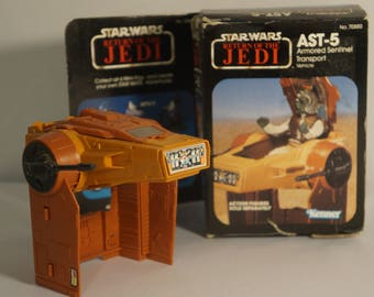 1983 Kenner Star Wars Return Of The Jedi AST-5 in box
