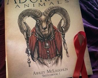 Artbook - Adorned Animals