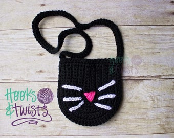 Bitty kitty Bag ***FINISHED*** toddler size