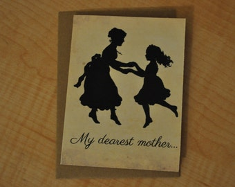 Mother's Day Card - My Dearest Mother...
