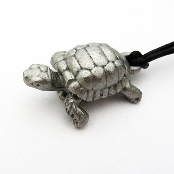 Tortoise Necklace with Anatomy Tortoise Pendant Turtle   Etsy