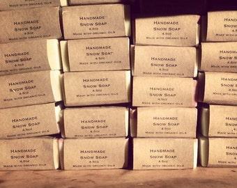 free shipping soap / organic cold process soap / natural soap set / lavender vegan soap gift / unique box set gift zero waste / waste free