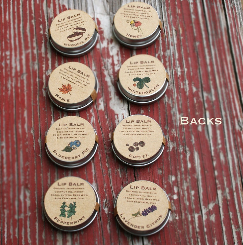 Rustic maple wedding favor  organic lip balm rustic favor lavender maple syrup party guest bridal  rustic fall new england wedding favor