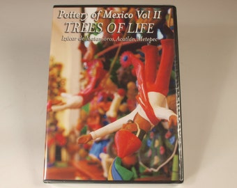 Pottery of Mexico Vol. 2 DVD: Trees of Life