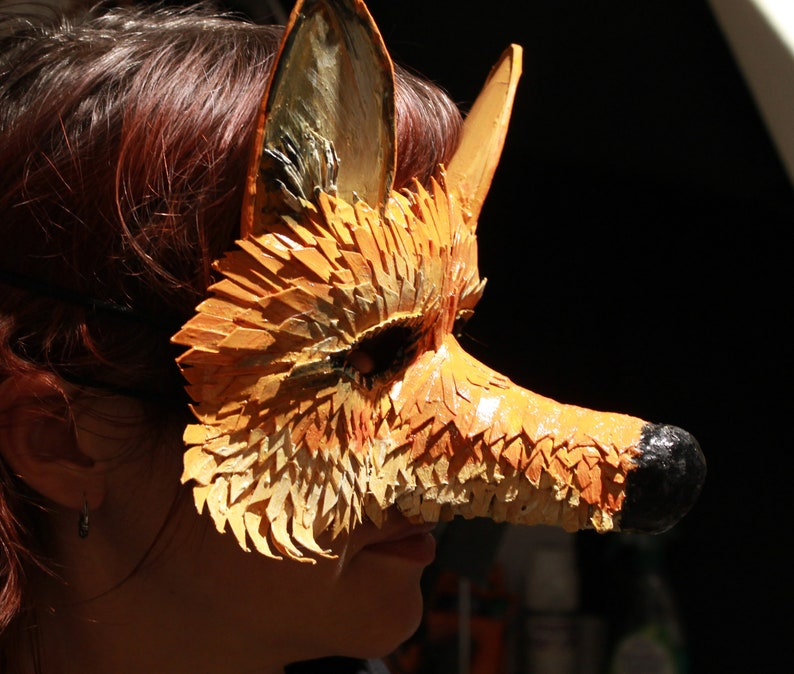 papermask! FOXMASK