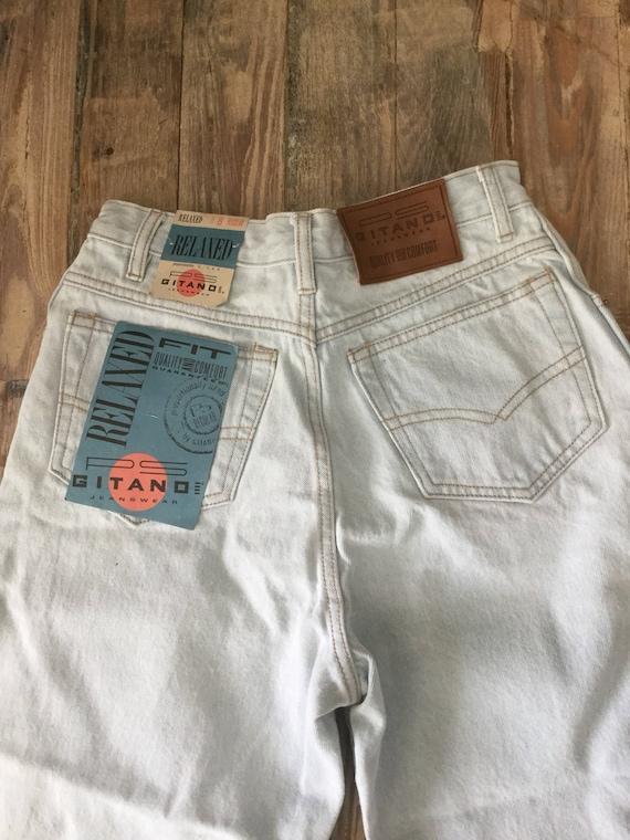 Deadstock Gitano relaxed 90s jeans