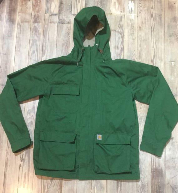 European Carhartt jacket