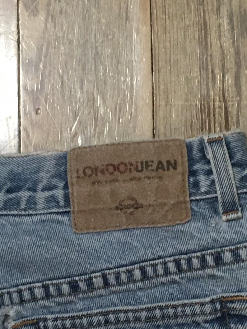 London jean short