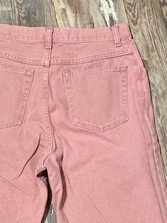 Pink wrangler jeans - image 4