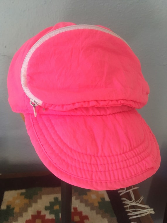 Pouch hat