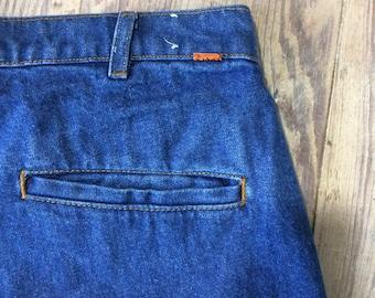 Levis orange tab denim trouser