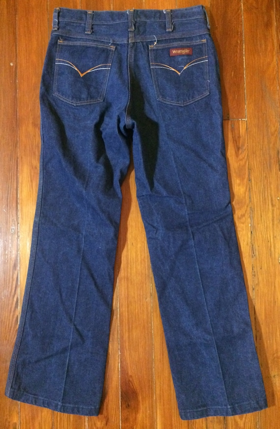 Vintage 1970s wranglers jeans