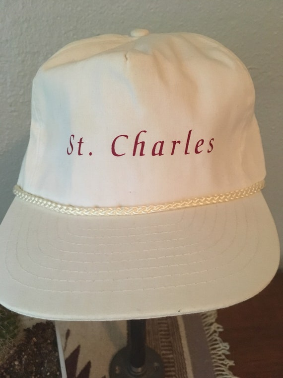 St charles snapback hat captain
