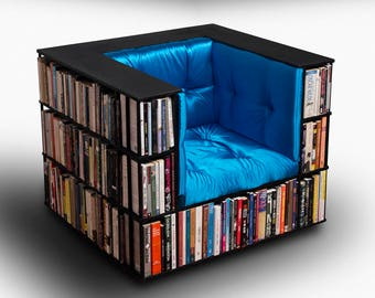 The Library Chair by Alexander Love