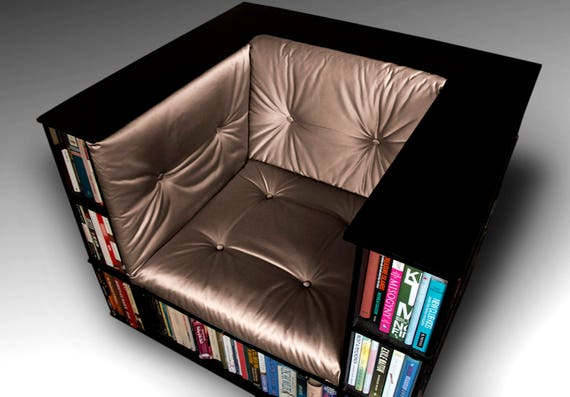 Library Chair Luxury Club Bookcase Made To