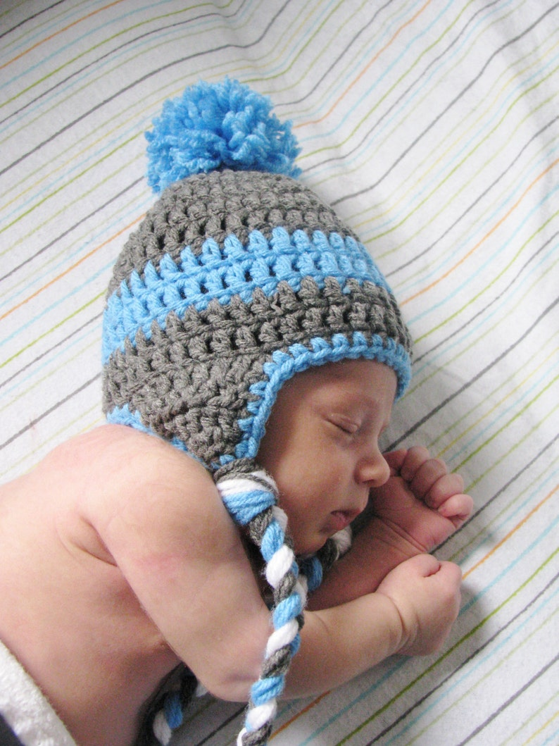 Baby Winter Beanie Coming Home Outfit Babys 1st Hat Boys Winter Beanie Winter Newborn Outfit Take-Home Outfit Newborns 1st Photo